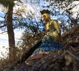Overseeing Ozena Valley