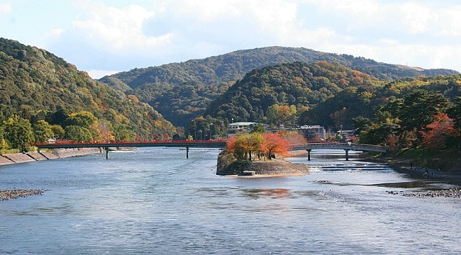 the river Uji